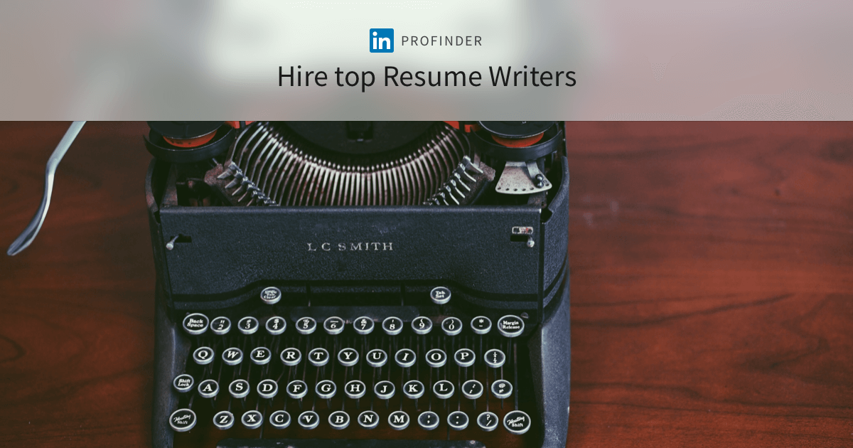 The 10 Best Resume Writers Near Me - 2018