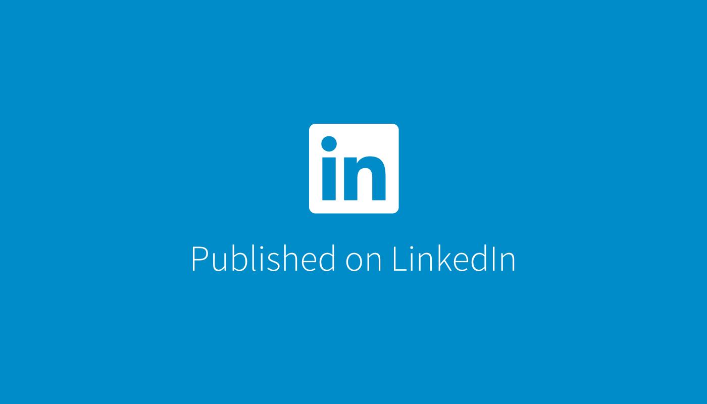 Ksatria Goblok (part 3) | Ismail Adhi Wibowo | Pulse | LinkedIn